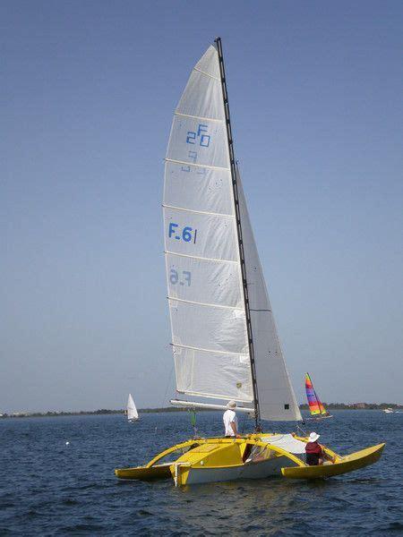 tremolino  newick outrigger boats boat sailing