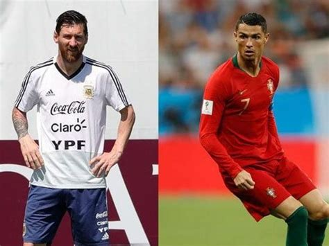 Cristiano Ronaldo vs Lionel Messi: GOAT debate to end in ...