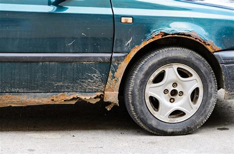 Rust  Causes, Prevention, & Solutions  Merton Auto Body
