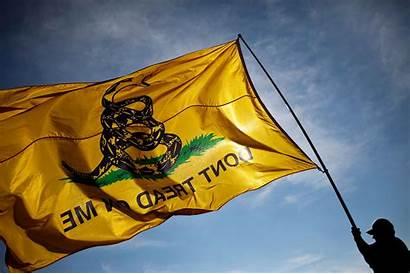 Flag Gadsden Tread Don Symbolism Offensive Symbol