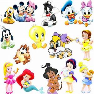 Baby Disney Characters by pinkrose25 on deviantART | Baby ...