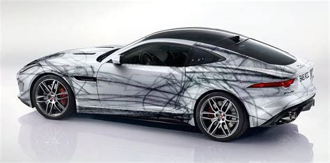 What Do You Think Of The Paint Job On This F-type? Justin