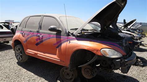 Are Chrysler Pt Cruisers Cars by Junkyard Find 2004 Chrysler Pt Cruiser Gt Turbo