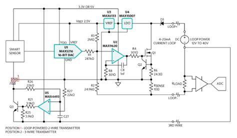 High Accuracy Wire Current Loop Sensor Eeweb Community