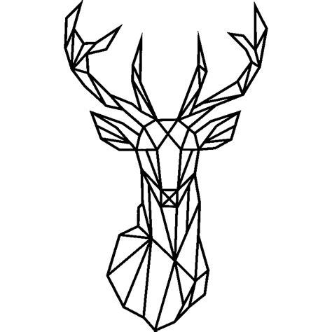 cuisine facile de a à z pdf sticker tête de cerf en origami 2