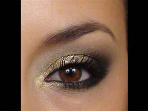Maquillage De Fête : qu 39 on me couvre d 39 or maquillage du temps des f tes youtube ~ Melissatoandfro.com Idées de Décoration