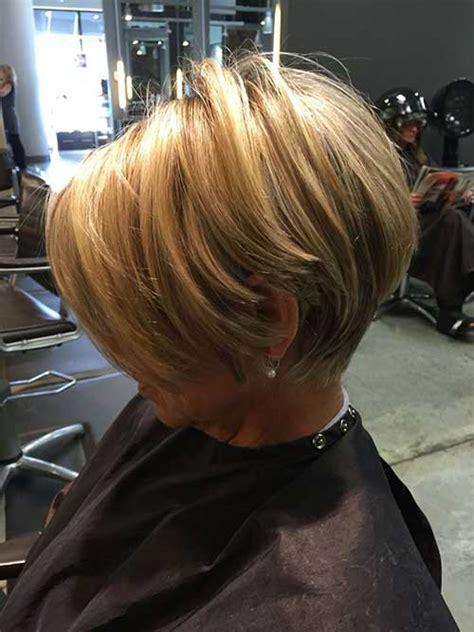 graduated layered haircut blondinen and frisuren on 5871