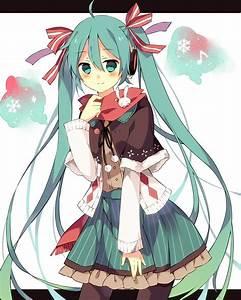 Hatsune Miku - VOCALOID - Image #1639289 - Zerochan Anime ...
