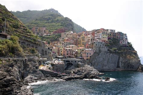 hilly areas of the world cinque terre italy
