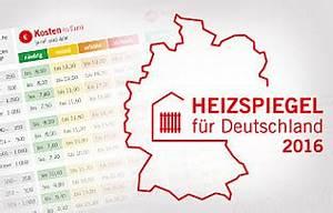 Betriebsstrom Heizung Berechnen : neuer heizspiegel f r deutschland gro e unterschiede bei ~ A.2002-acura-tl-radio.info Haus und Dekorationen