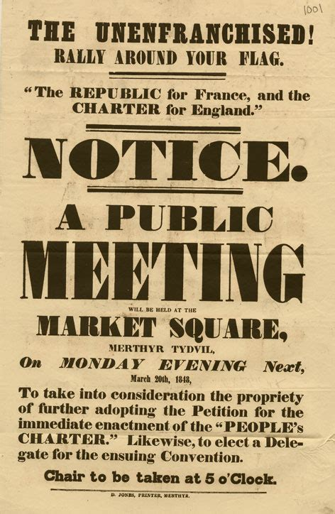 human rights   poster   chartist public