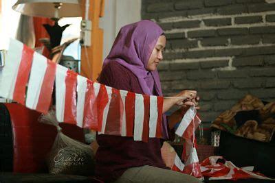 ragam dekorasi kerajinan tangan menyambut hari kemerdekaan republik indonesia ragam kerajinan