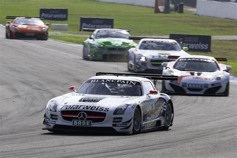Mercedes Benz Sls Amg Gt3 45th Anniversary Edition Race
