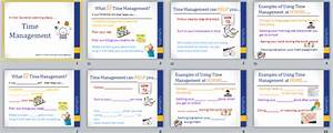 Time Management Powerpoint For Kids