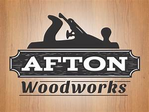 Afton Woodworks Logo » Fresh Media Graphics