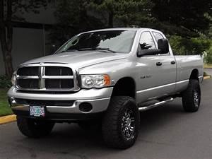 Used 2004 Dodge Ram 2500 4x4    5 9 L Cummins Diesel   6