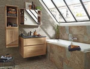 meubles cookelewis essential castorama salle de bain With meuble salle de bain solde castorama