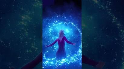 Frozen Elsa Magic Disney Animated Mobile