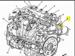 2006 Pontiac G6 4 Cylinder Engine Diagram