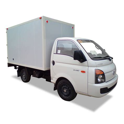 Hyundai H100 Modification by Hyundai H100 Refrigerated Centro Manufacturing
