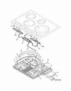 Electrolux E30ic75fss3 Electric Cooktop Parts