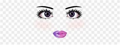 Roblox Makeup Face Faces Cat Middle Robux