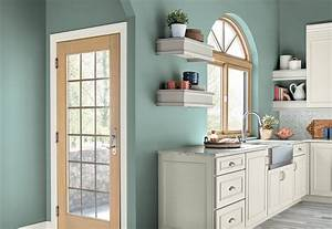 Color trends for 2018 the behr color of the year behr for Kitchen cabinet trends 2018 combined with beach inspired wall art