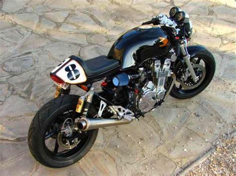Honda Cb750 Cafe Racer # 8