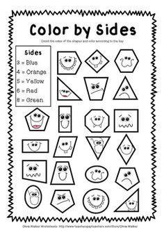 sort    shapes school ideas pinterest math