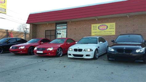 Bmw Repair Shops by Bmw Repair By Cars Southend In Nc