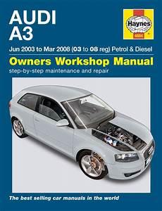 Haynes Manual Audi A3 03