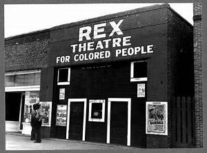 Photographs of Signs Enforcing Racial Discrimination ...