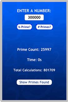 phone number prime prime number i4software iphone applications