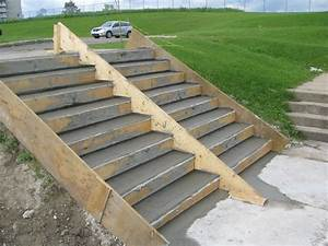 coffrage escalier beton exterieur 28 images superb With coffrage escalier beton exterieur