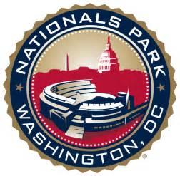 Washington Nationals Park Logo