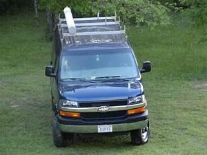 Buy Used 2004 Chevrolet Express 3500 4x4 Van In Willis
