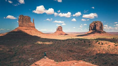 monument valley west  east mitten buttes  ultrahd