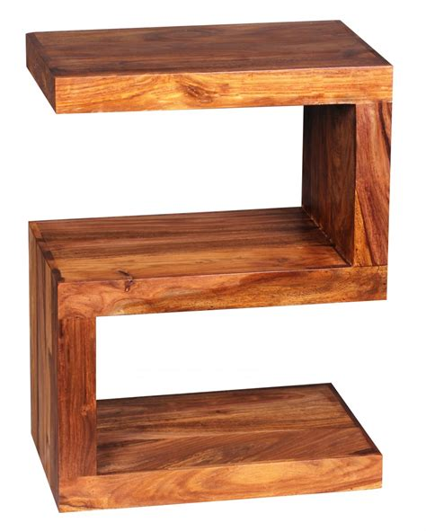 45 x 30 table wohnling solid wood side table quot s quot cube 45 x 30 x 60cm