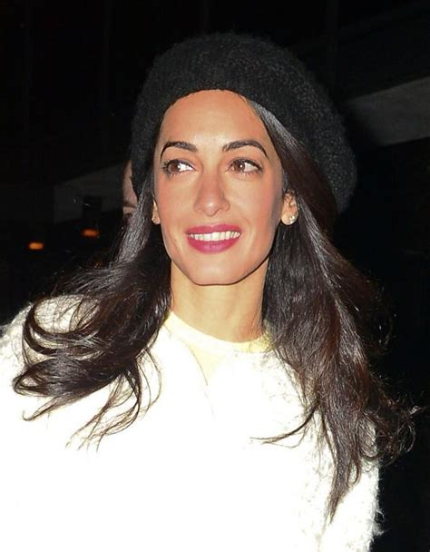 amal clooney  teach  columbia law school instylecom