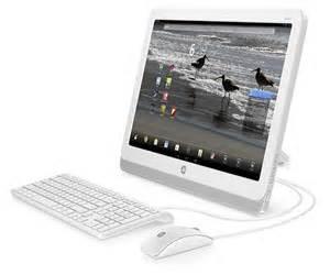 HP Slate 21 All in One Desktop PC