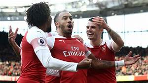 Arsenal's 2-goal Aubameyang: The fans; the atmosphere - it ...