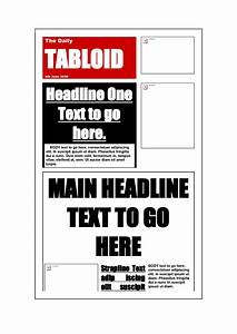 Special Resume Format Best Photos Of Tabloid Newspaper Format Tabloid