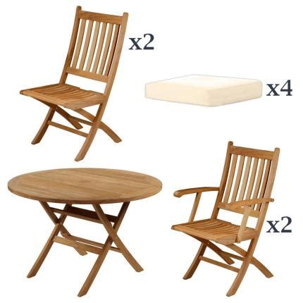barlow tyrie ascot teak seater dining set