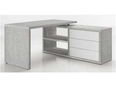 bureau avec retour pas cher meuble informatique bureau bureaux en métal bois