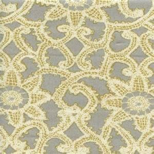 Lace Drapery Fabric by Like Lace Platinum Floral Drapery Fabric By Waverly