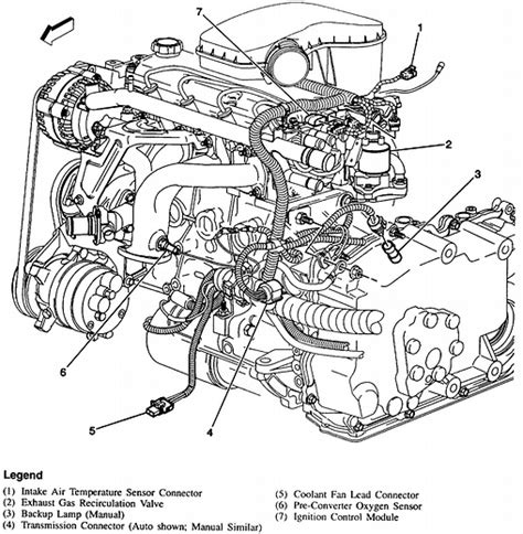 similiar chevrolet cavalier 2 2 engine diagram keywords chevrolet cavalier 2 2 engine diagram