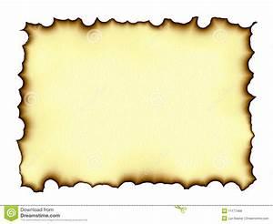 Burnt Edges Parchment Royalty Free Stock Photos - Image ...