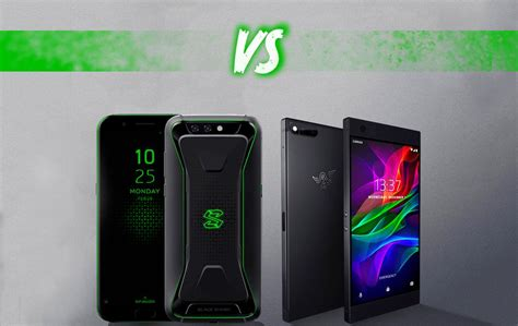 xiaomi black shark  razer phone gaming mobile specs