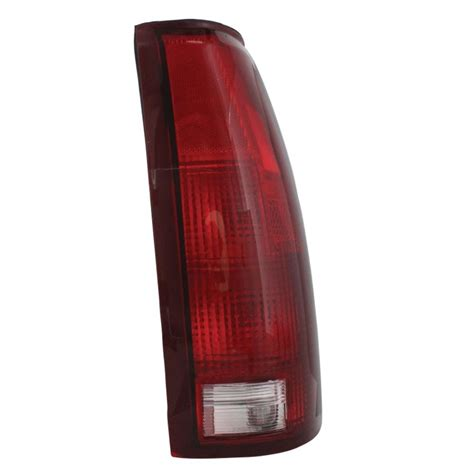 2002 chevy tahoe tail lights 1988 2002 chevy gmc truck tail light passenger right