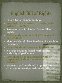 magna carta mayflower compact english bill  rights
